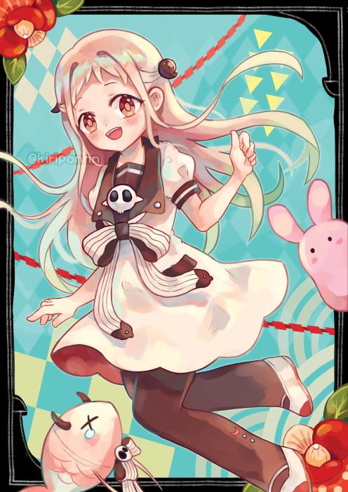 Nene-chan Illust of Kiri ARTstreet_Ranking hanakokun NeneYashiro Toilet-boundHanako-kun