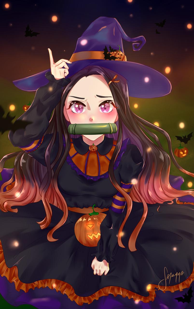 Nezuko Halloween
