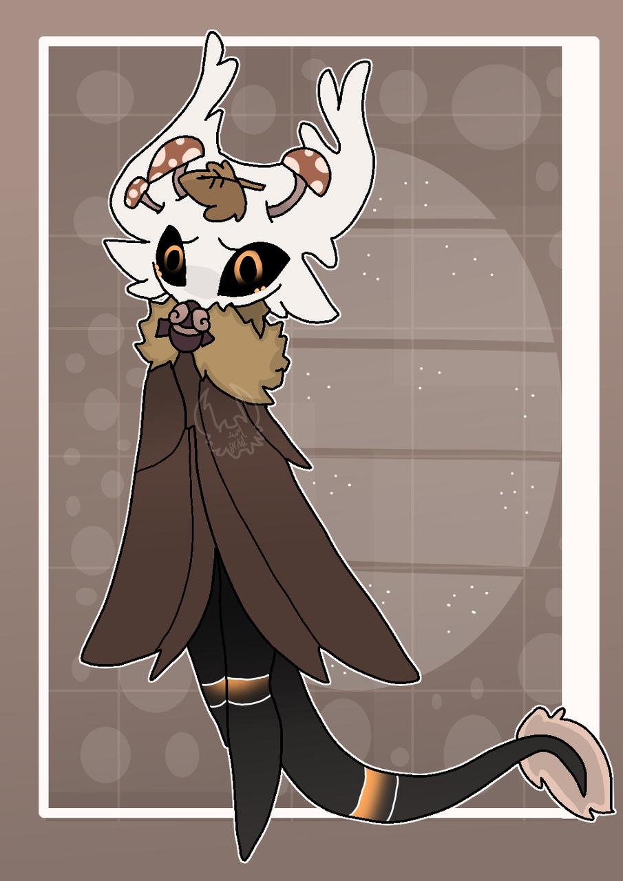 Tako ( in Ash's style) Illust of Squidkid64 medibangpaint oc cute Hollow_Knight ❄️ash❄️