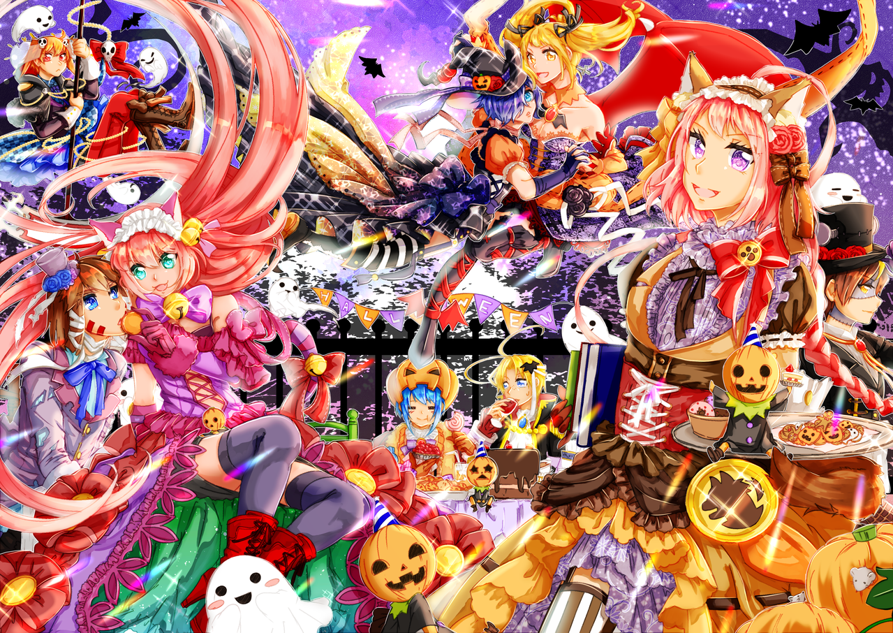 【うちの子】Halloween Party【2019】