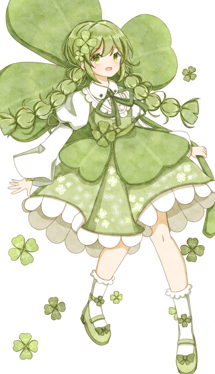 幸运小裙子!(?) Illust of 莫丸——!XD medibangpaint girl oc lolita