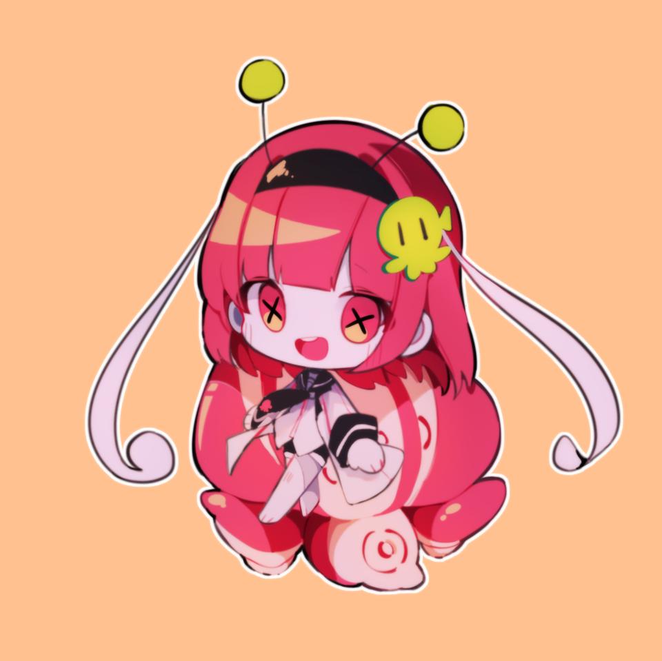 포코 Illust of Ellie🎗 oc