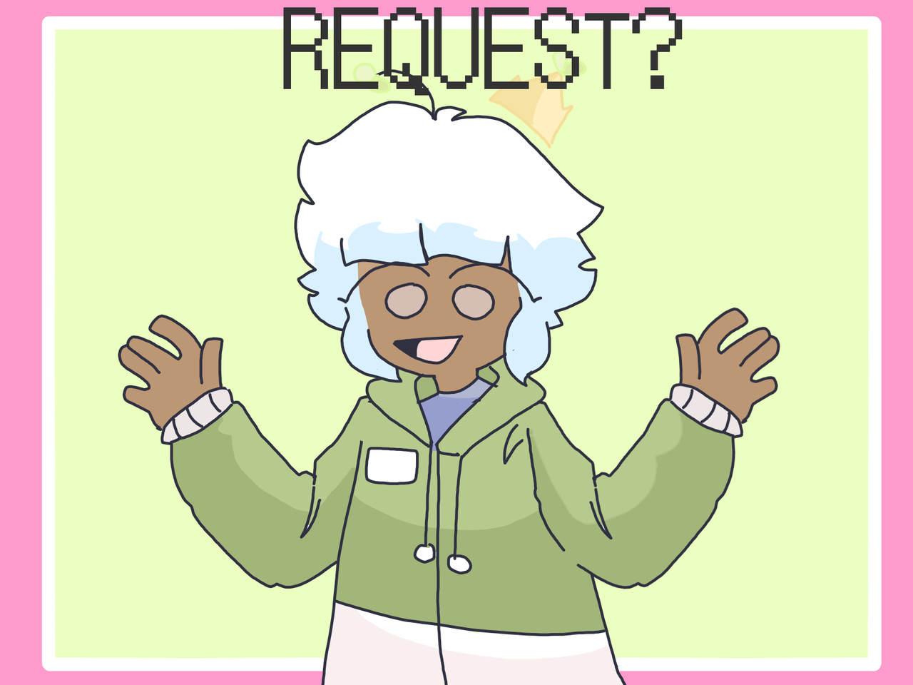 requests read info  Illust of mint mochi