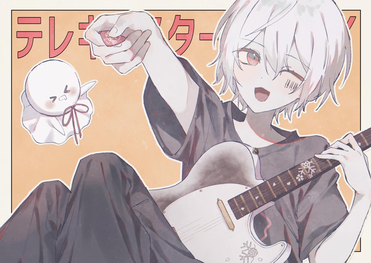 パルラルラ Illust of みぞれ medibangpaint fanart mafumafu singer