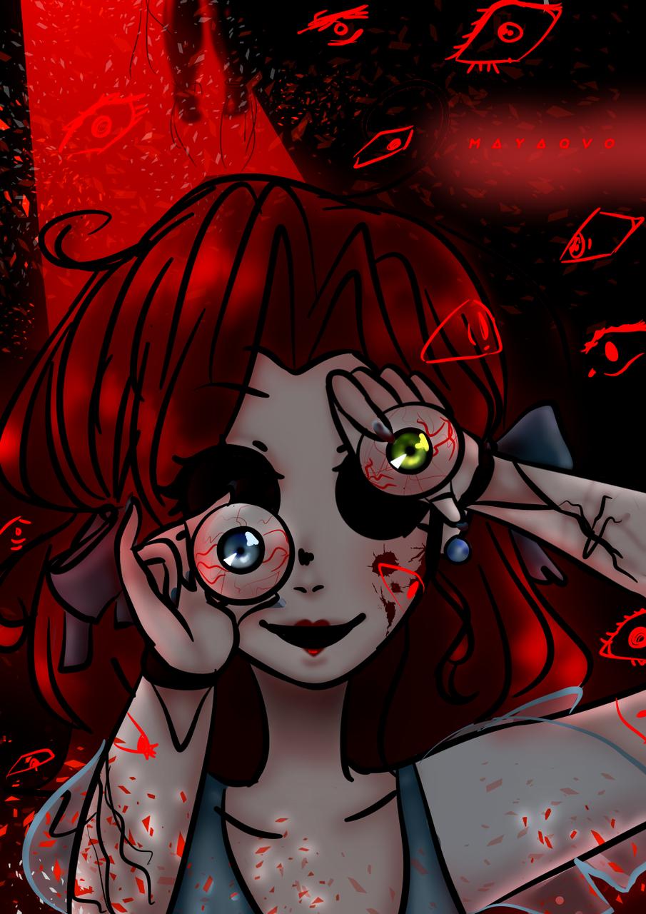 Día #1 ojos