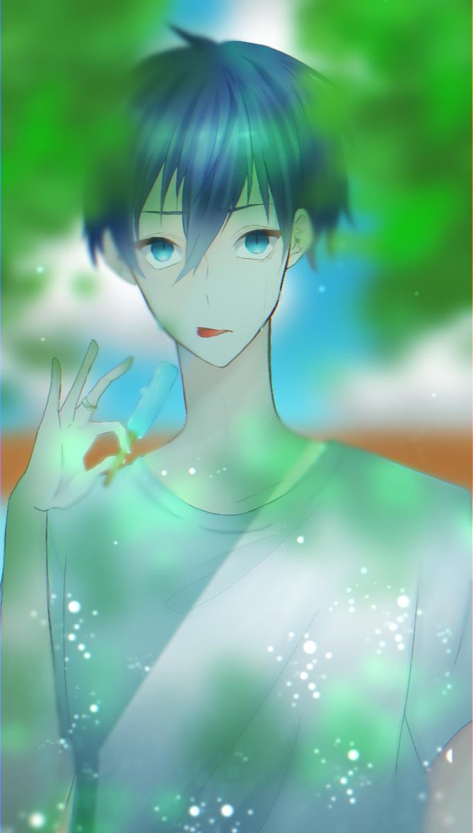あついなつ Illust of 巌えん oc summer boy