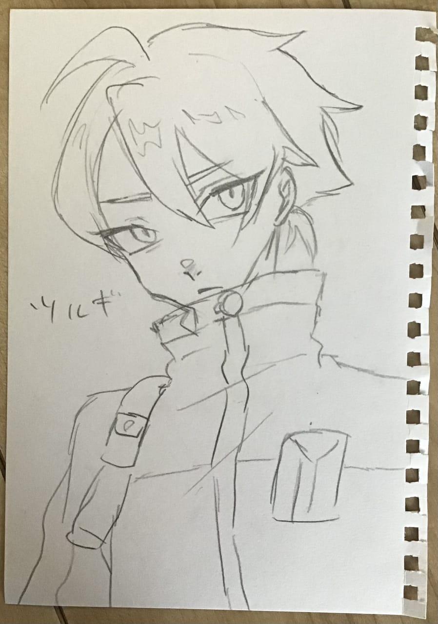 Illust of OHTEAOH 小5 アナログ