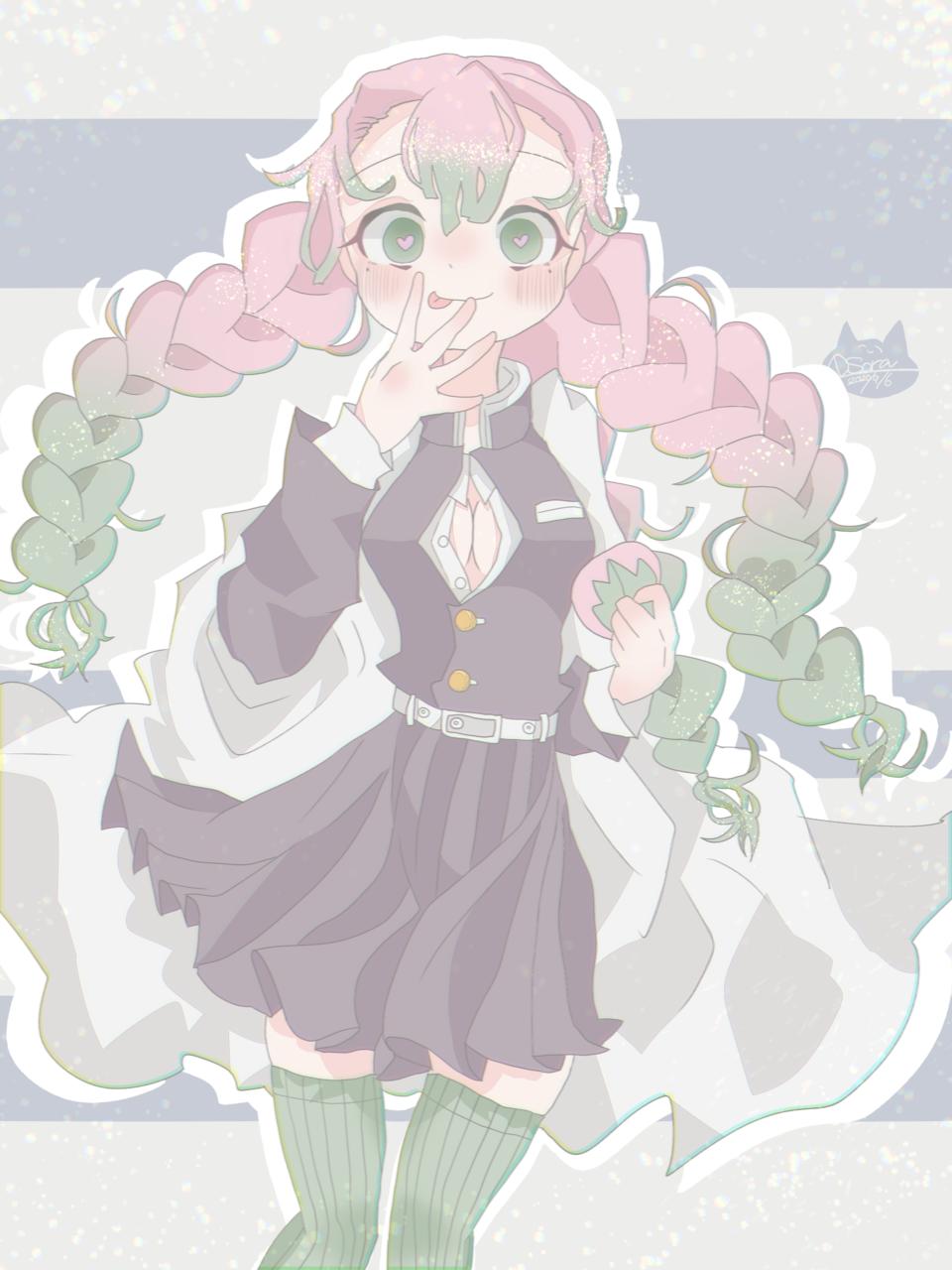 YUMMY!! Illust of OSora KimetsunoYaiba KanrojiMitsuri