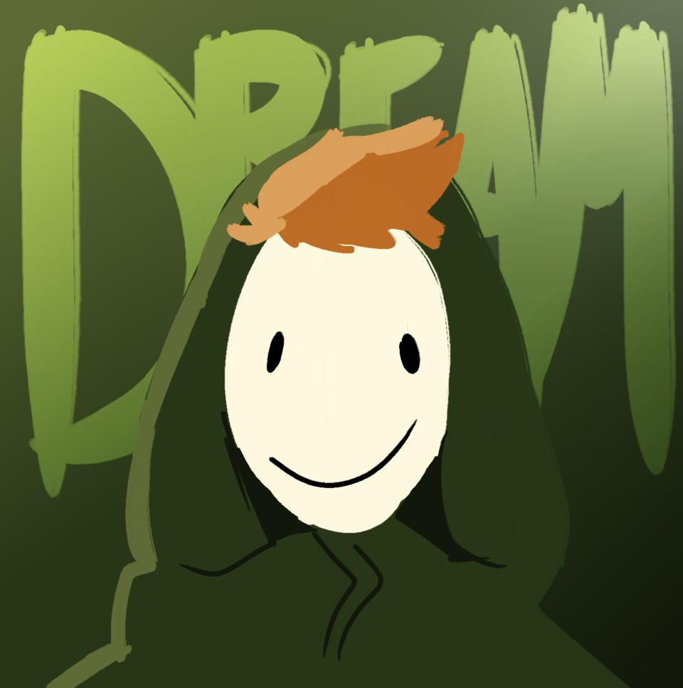 color pallet mcyt request 1 Illust of Skye Finch (•♬• sᴏᴄᴋ-ʙᴀɪᴛ™ •♬•) medibangpaint green dreamteam Minecraft mcyt mask dream DreamTeam colorpalette Dream lineless