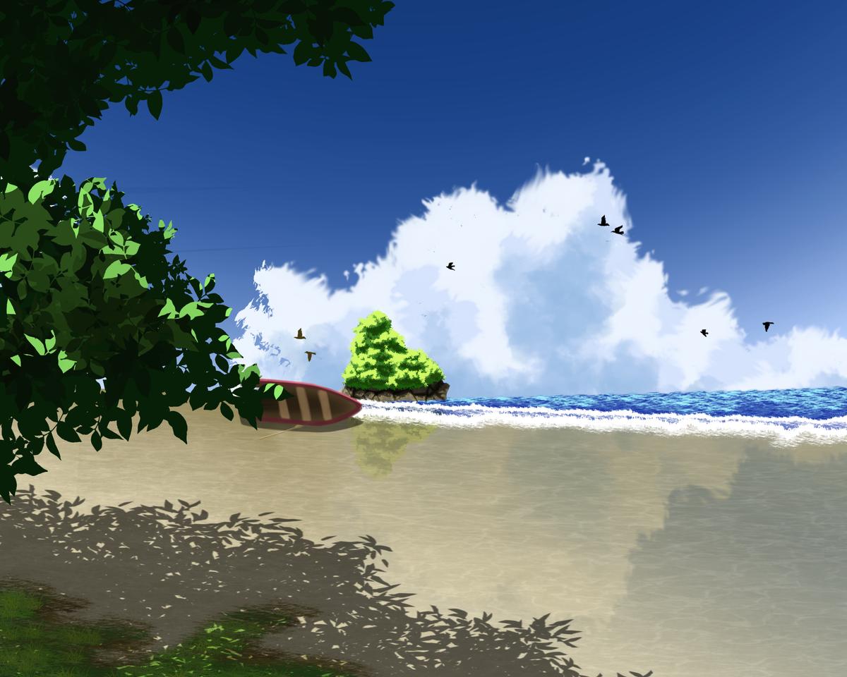 A Pacific Beach