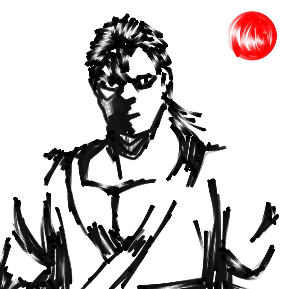 武士 Illust of 瑪瑙 medibangpaint