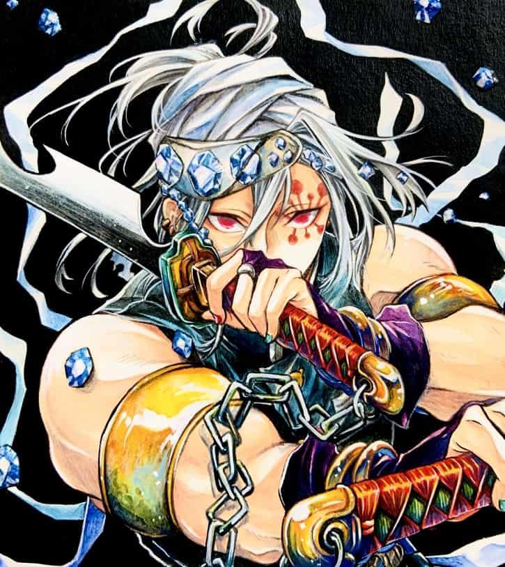 天元様 Illust of リゥ DemonSlayerFanartContest 鬼滅の刃イラストコンテスト KimetsunoYaiba