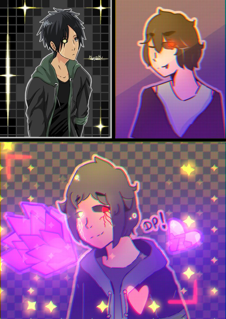 Collab con ~=□Kujaku~Kun□=~