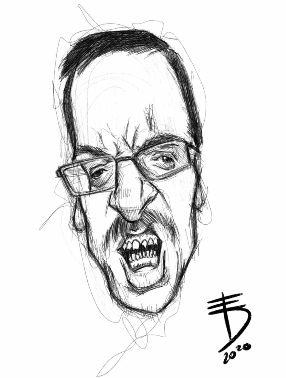 Ricky Berwick  Illust of Derwelt art Drawings drawing Medibang medibang medibangpaint sketch Artwork portrait oc