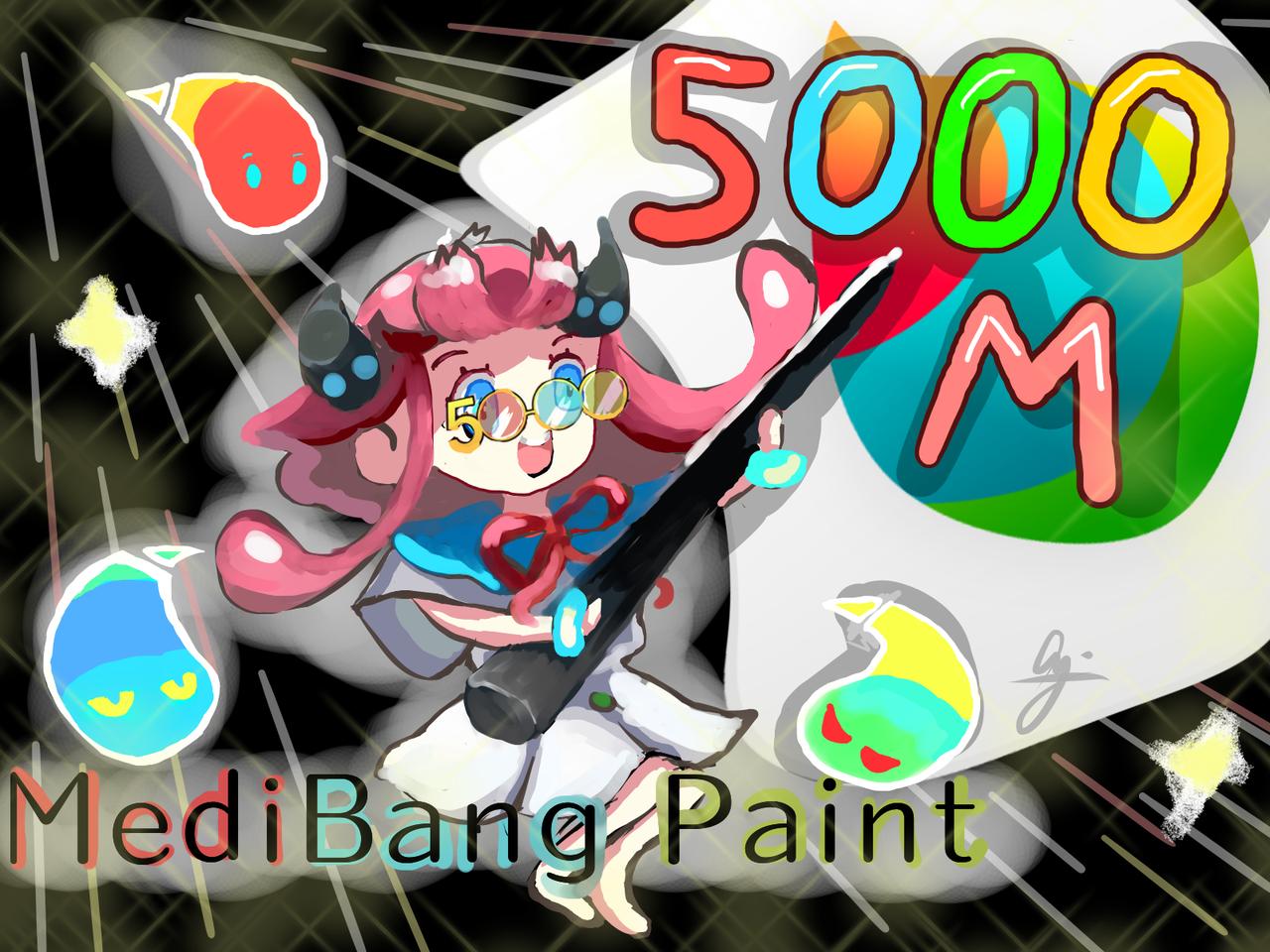 MediBang Paint 5000M ! Illust of 四眼✰金魚 medibangpaint medibangpaint5000