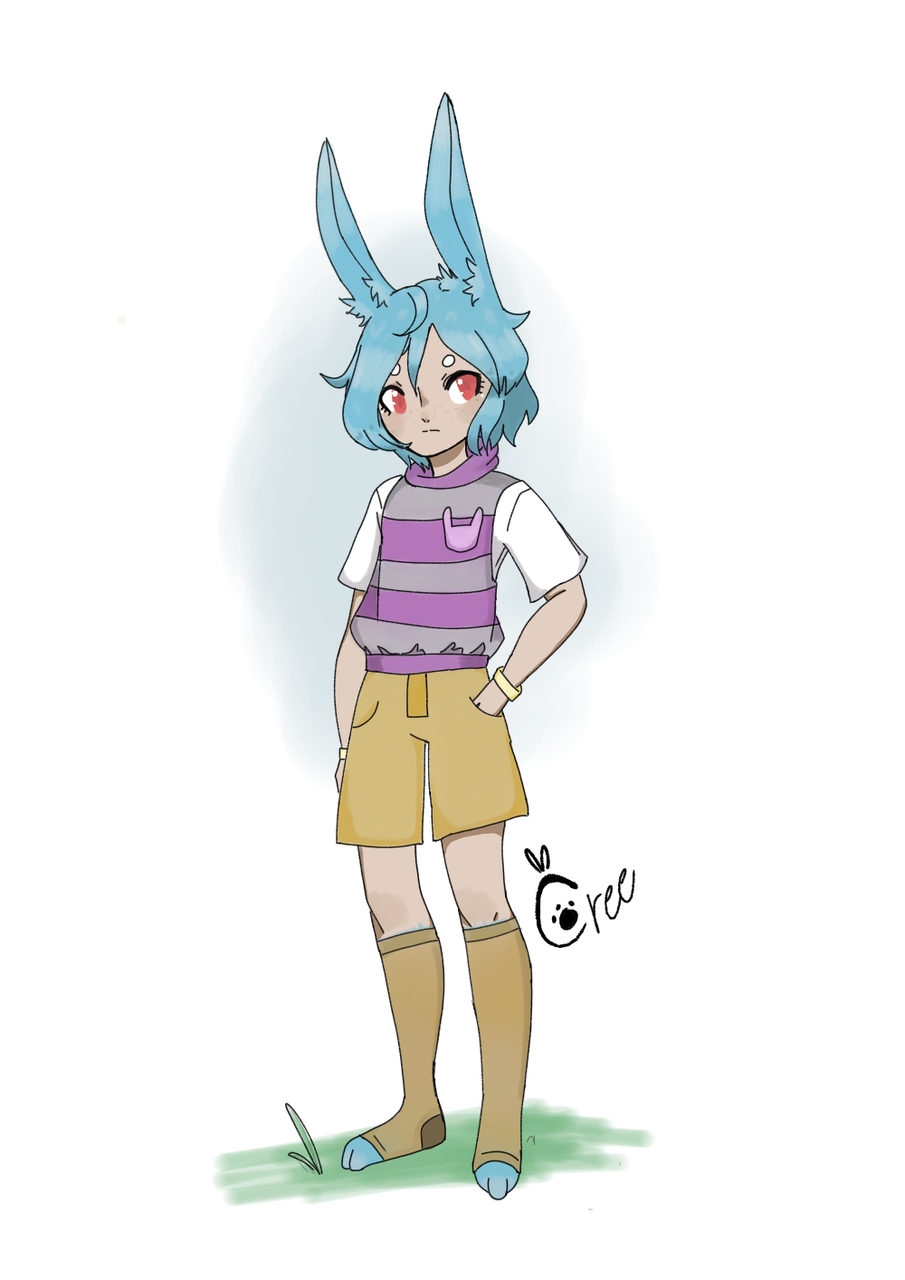 An adopt from PastelCutie Illust of Lollipwap WEEEEE doodle Adopted