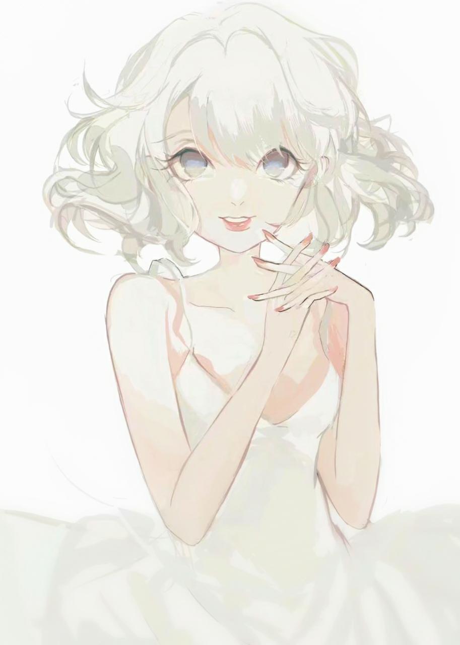 我活辣 Illust of 改造人類汽水俠2號 medibangpaint white girl