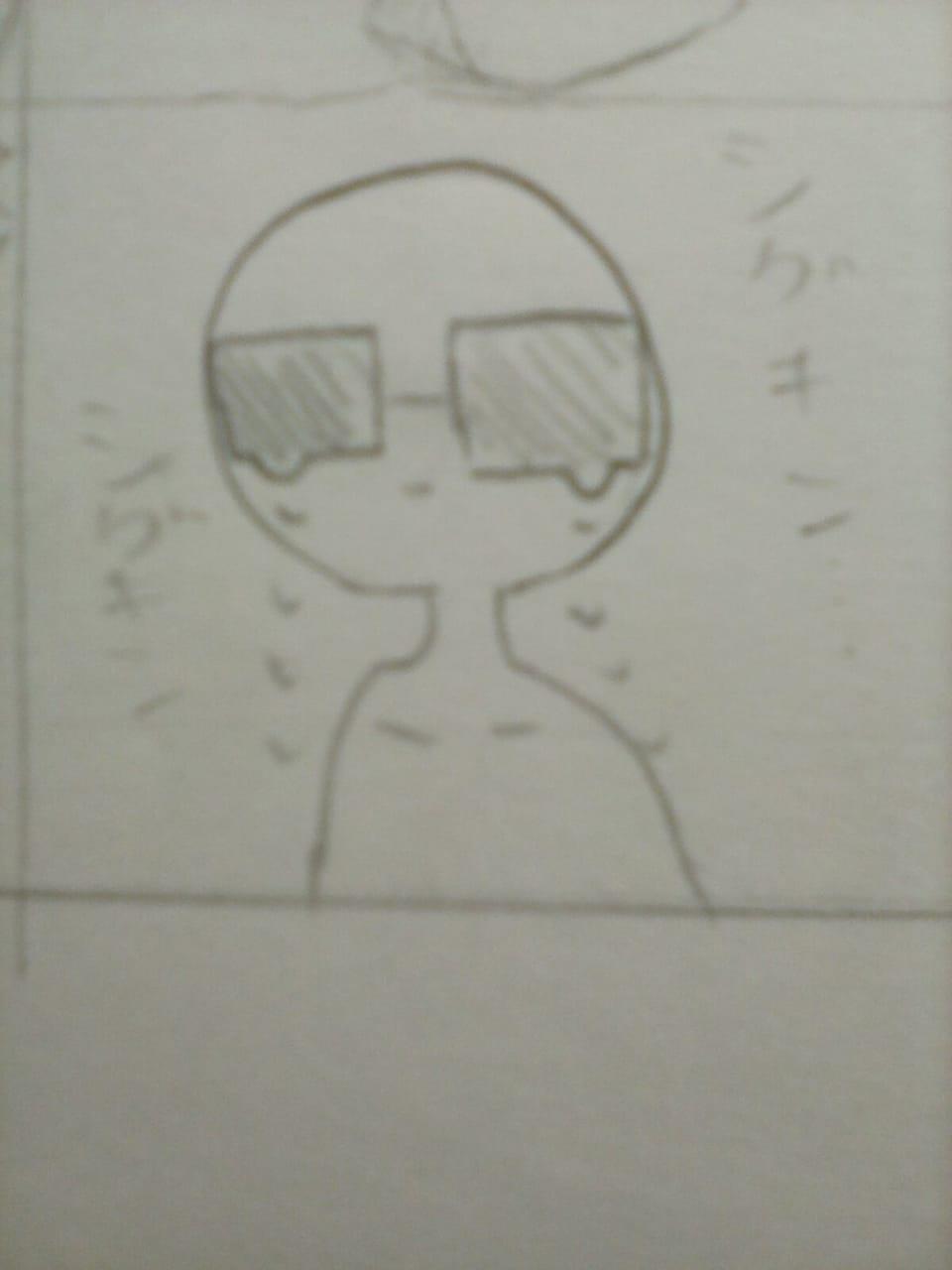 没or最近の落書 Illust of にと@ぴくしぶはじめた アナログ digital