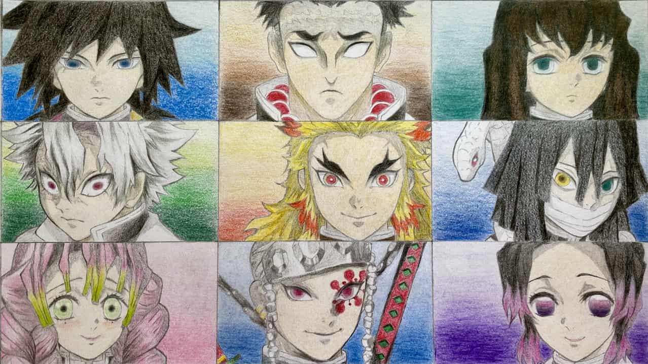 鬼滅の刃 柱 Illust of 継国縁壱 DemonSlayerFanartContest KimetsunoYaiba