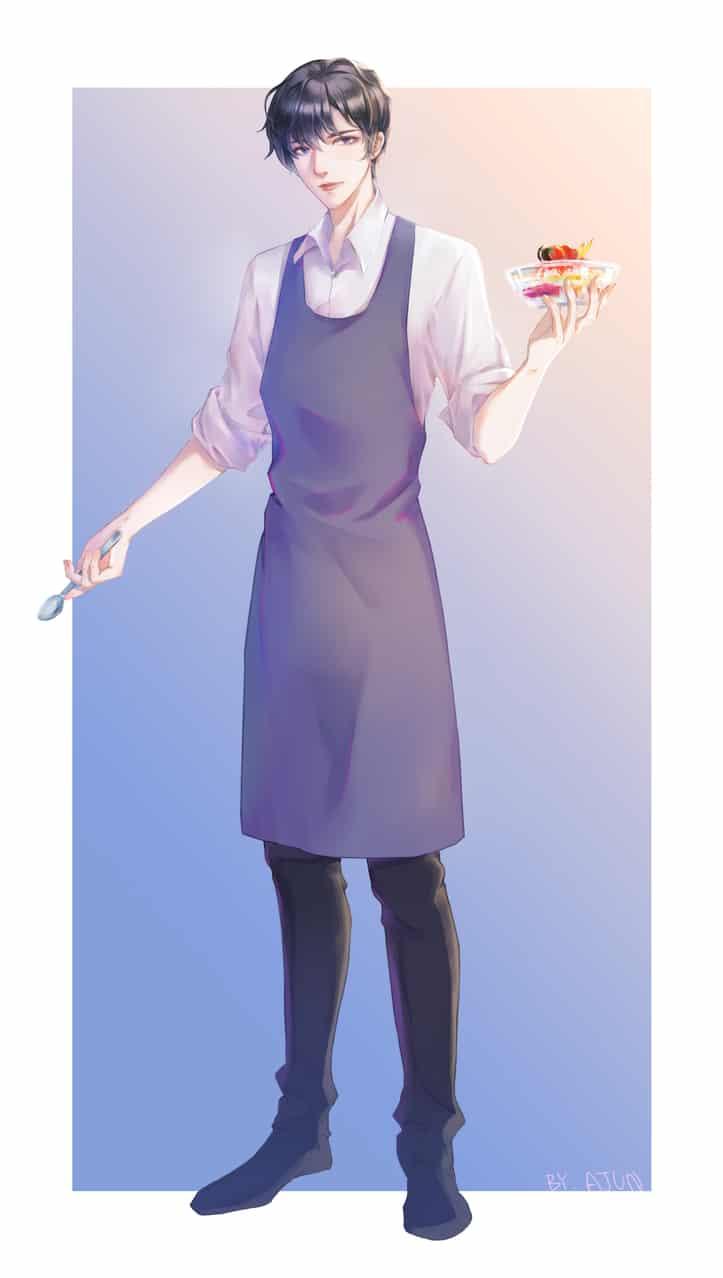 我的理想男友 Illust of A-JUN-W MyIdealHusbando MyIdealWaifu_MyIdealHusbandoContest boy