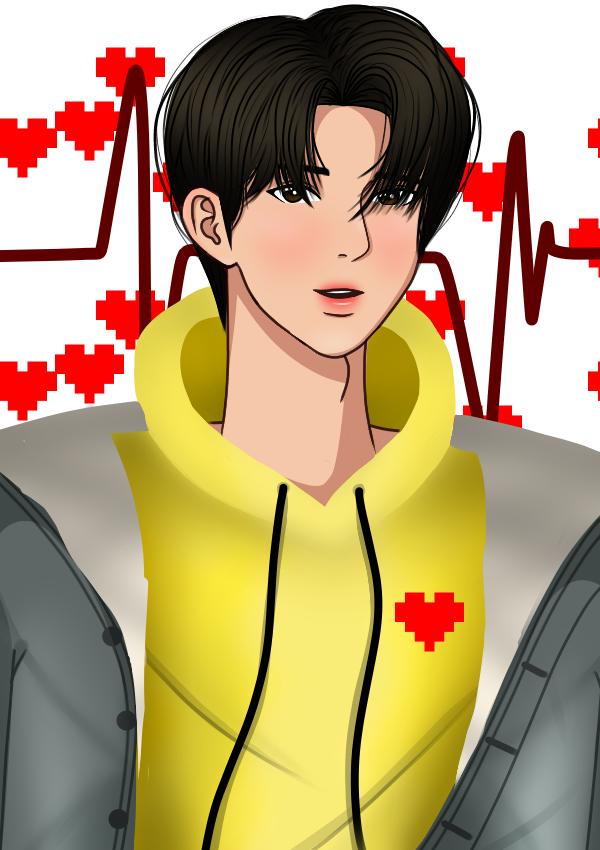 My Ideal Husbando 💗 Illust of JeeAreAy MyIdealHusbando MyIdealWaifu_MyIdealHusbandoContest android iPad_raffle