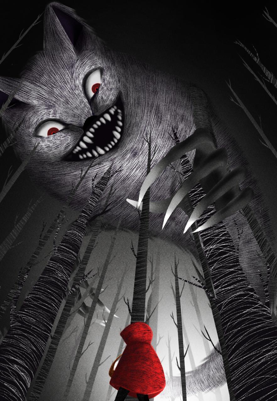 Red Riding Hood Illust of Gummy.yy Aug.2019Contest Redridinghood