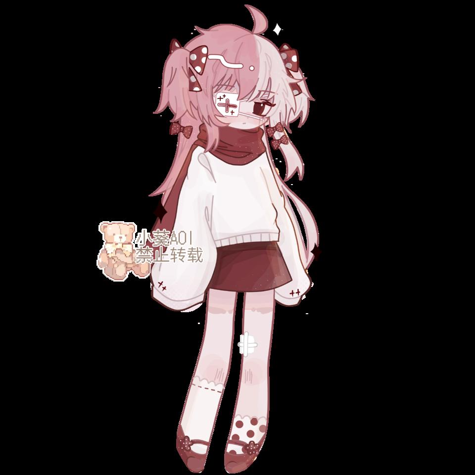 Illust of Kuromi=葵 medibangpaint girl
