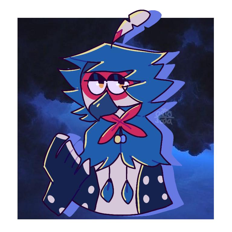 pokemon sona (redesign)