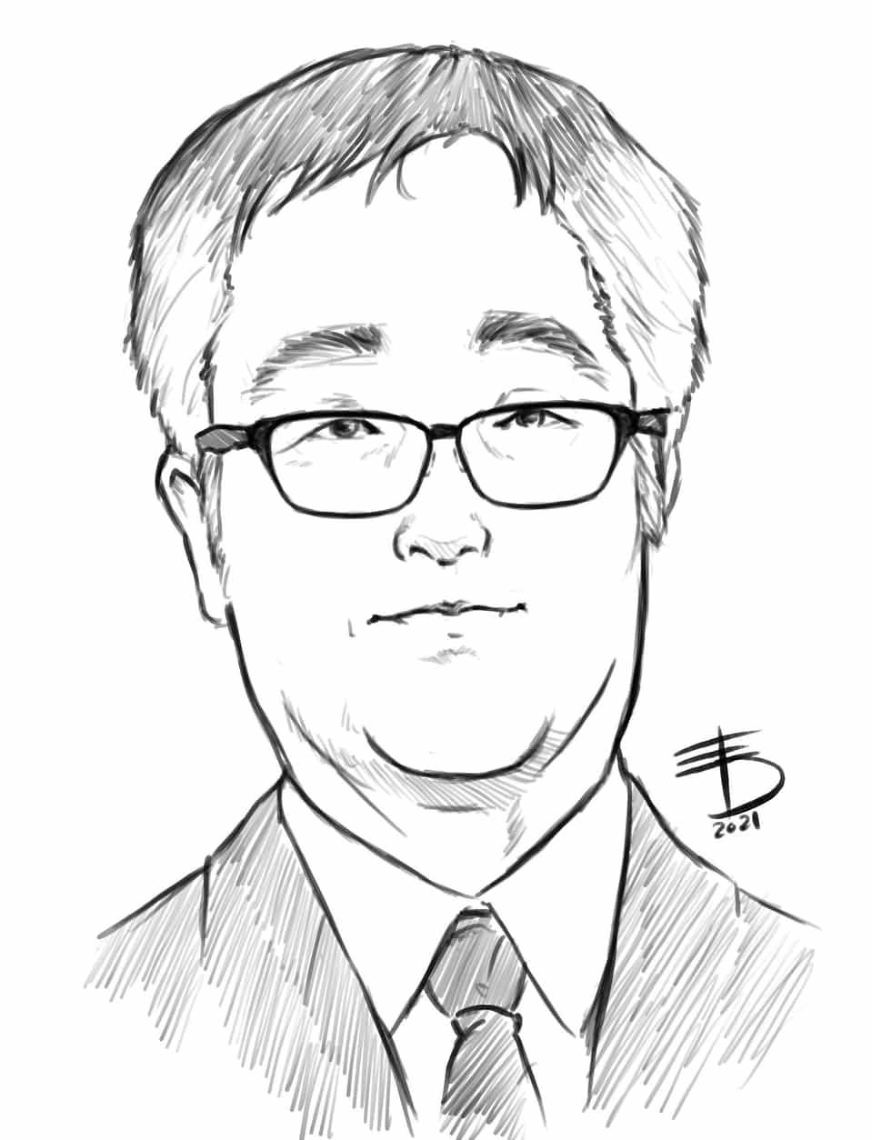 Katsuhiro Otomo Sensei  Illust of Derwelt art AKIRA drawing portrait medibangpaint anime illustration Artwork medibang manga