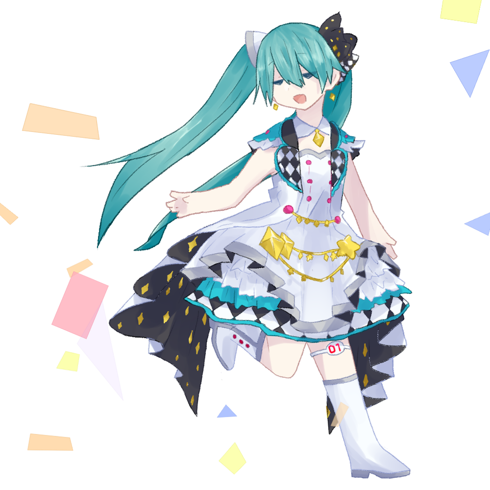 Illust of ユキナル。 Project_Sekai