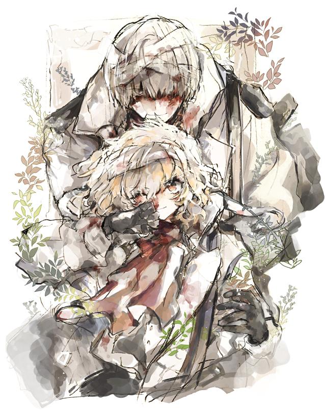 土 Illust of 十元 original oc
