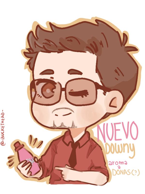 Robert Downey Jr [DOWNY]