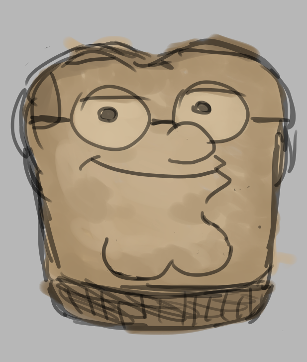 PeterToast Illust of PepeArt superhero fanart newyear Happy digital meme food