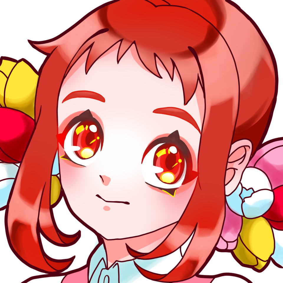 tulip Illust of YANAGI oc Personification kawaii girl