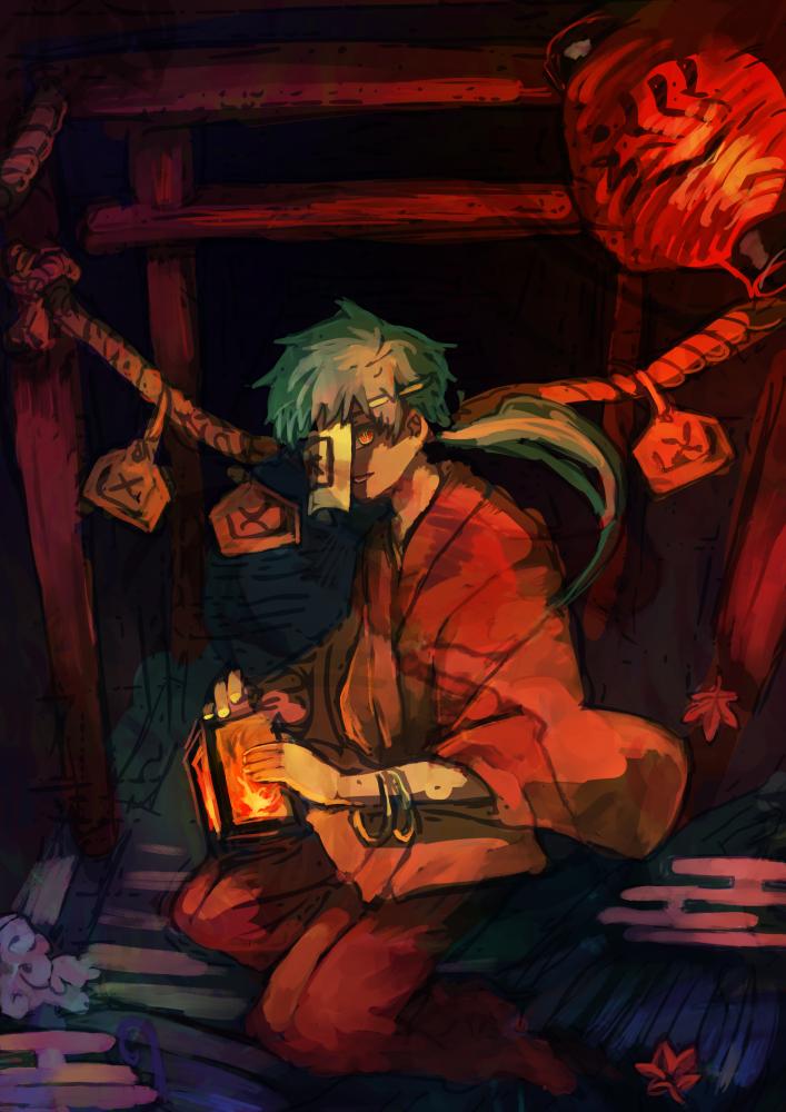 秋の夜長に彷徨え焔