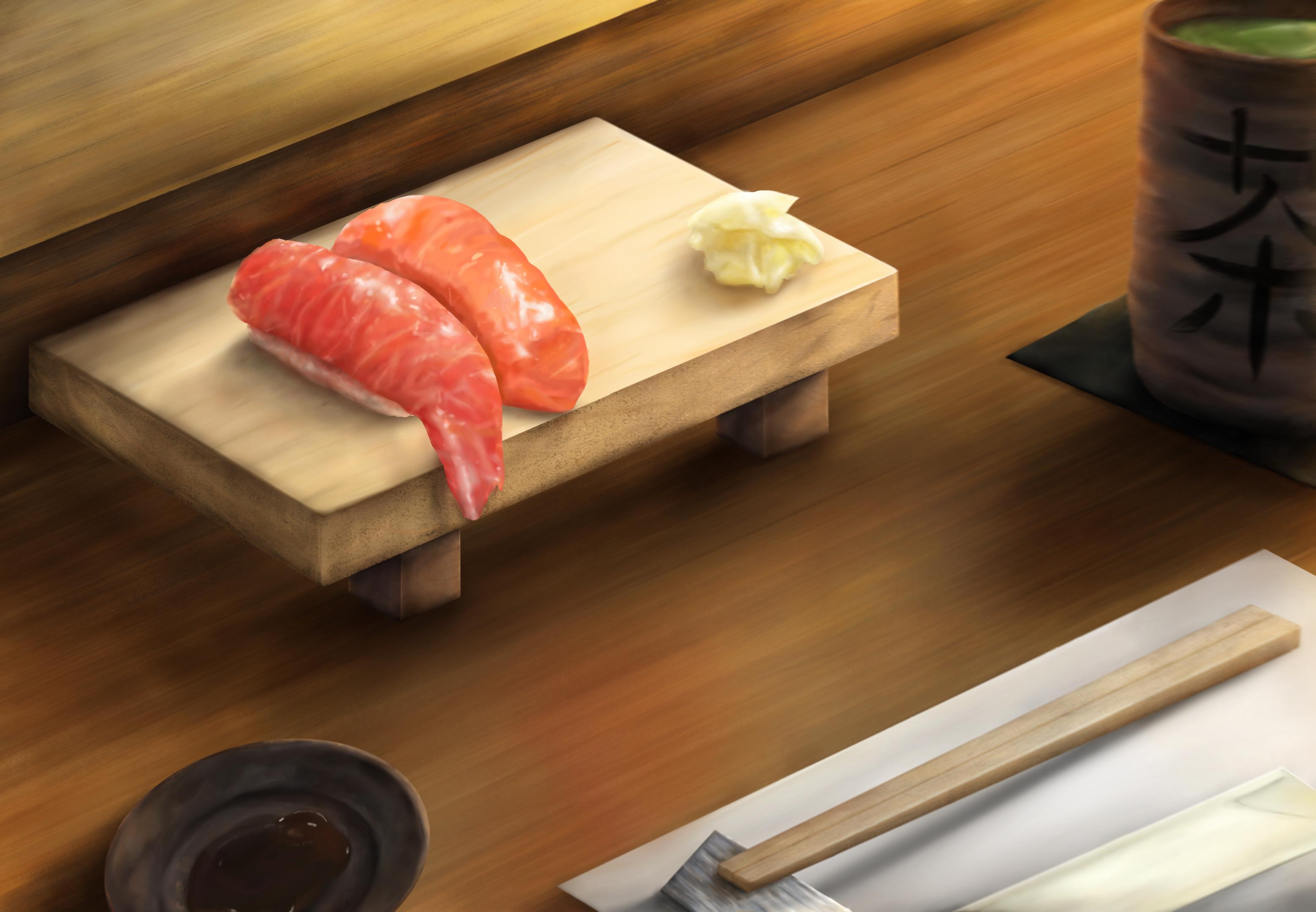 食べ物/料理/寿司/なつばね