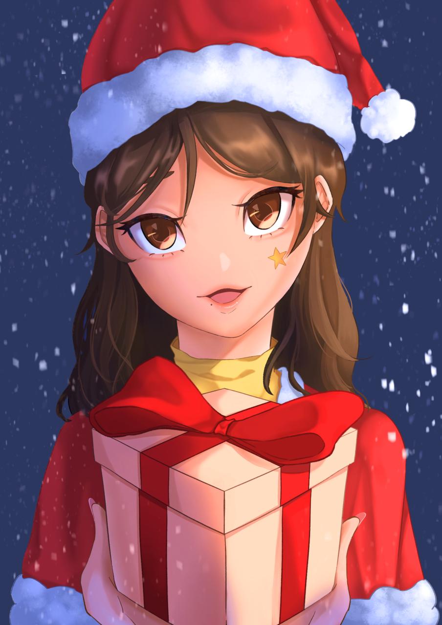 聖誕 Illust of ハン December2020_Contest:Santa original Christmas