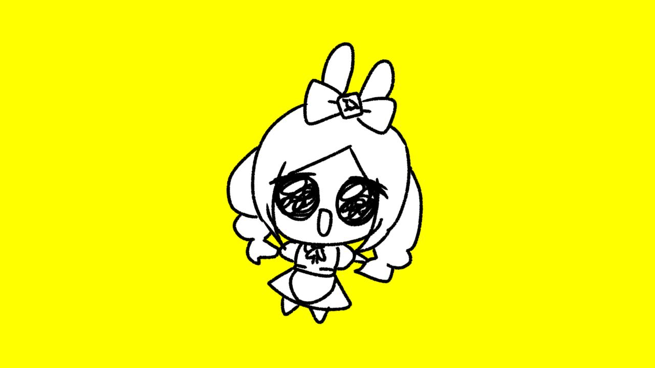 誕!!!💛 Illust of 柴の実はサファイア