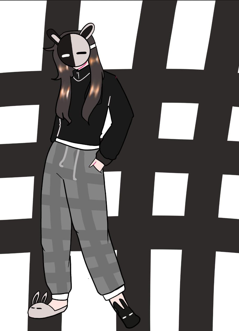 Colored something from Bella  Illust of DreamiiKuri | Drèam mode©️ drawing oc