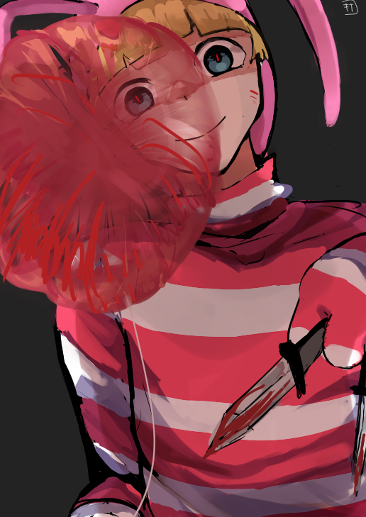 今日のポピー(ちゃいます) Illust of きなこ豆腐@お味噌汁崇拝 Balloon 版権 ポピーザぱフォーマー illustration