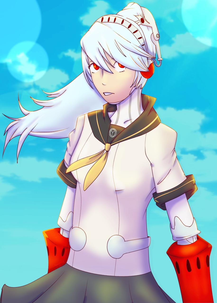 Labrys,Yasogami's Steel Council President