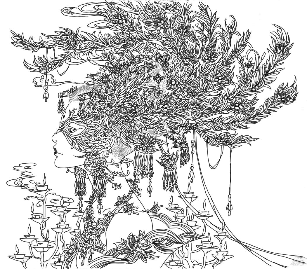 Illust of 兮木 medibangpaint