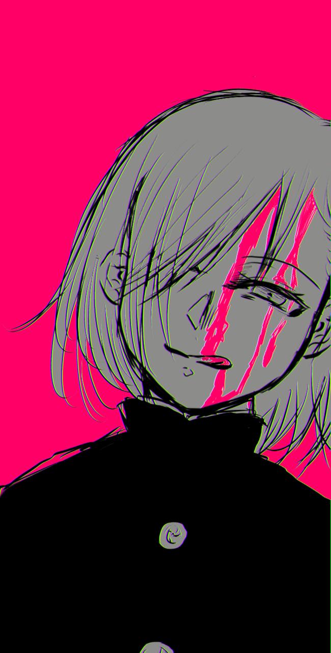 「悪くなかった!」 Illust of 巌えん JujutsuKaisen doodle Nobara_Kugisaki 指描き