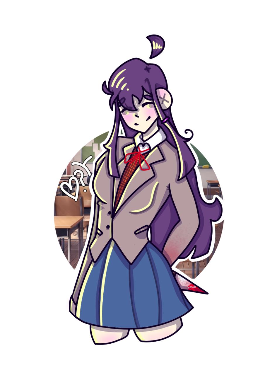 Yuri fan art