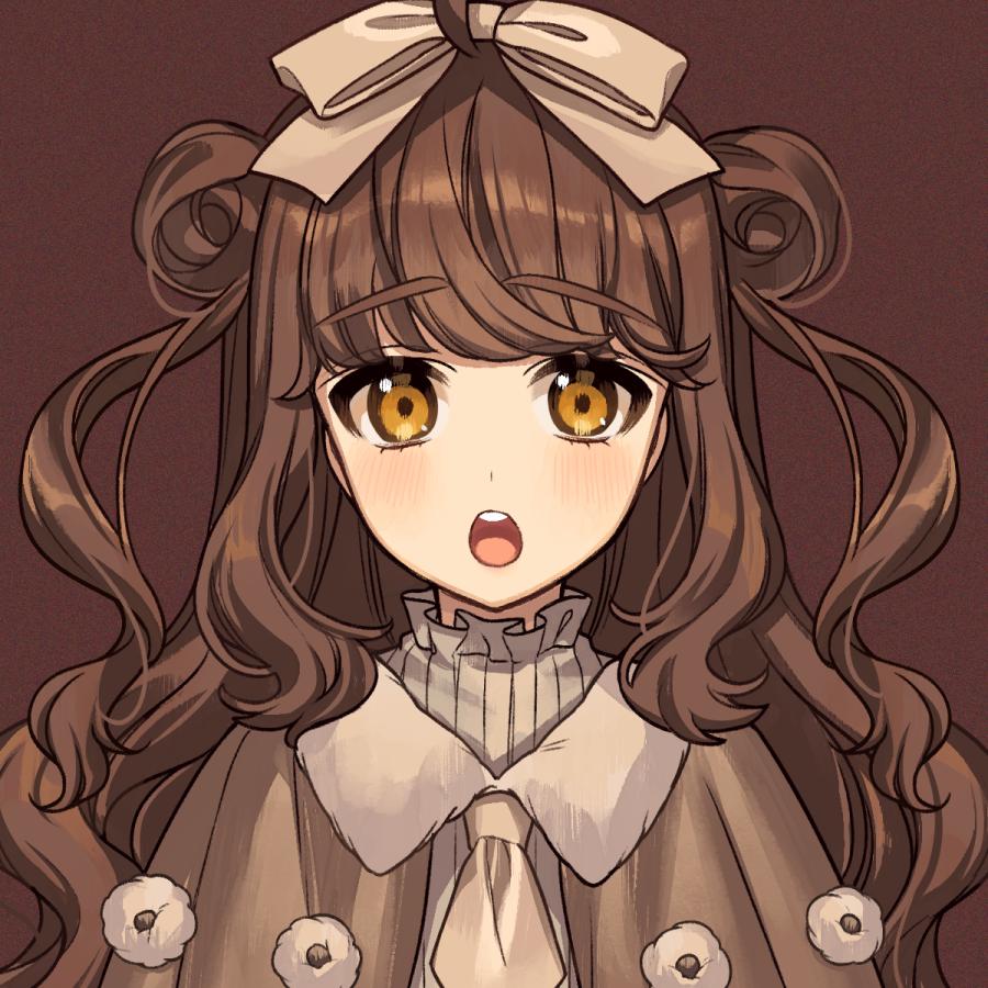 チョコチップクッキー Illust of カロクチトセ original Personification characterdesign お菓子