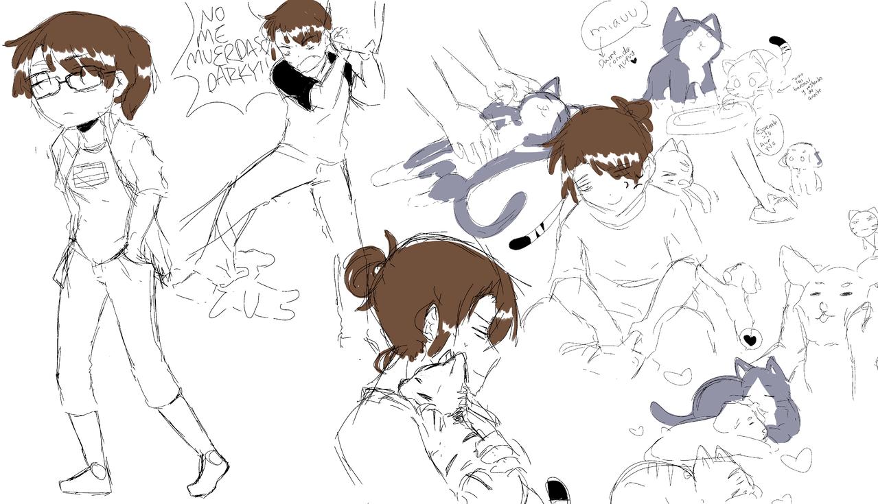xD sketches sin acabar