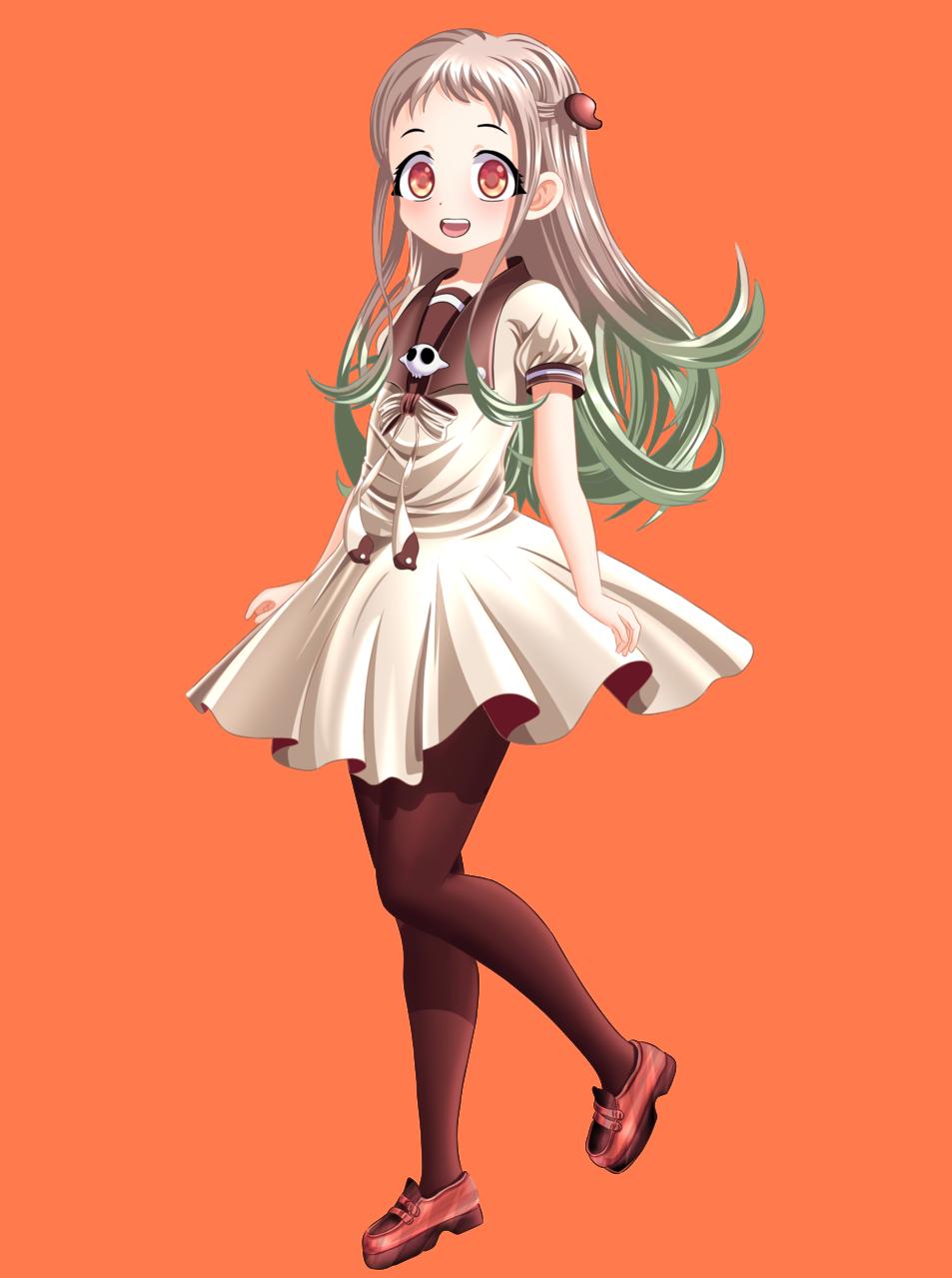 Yashiro Nene ✍🏻 Illust of Brayan Aguilar 7 medibangpaint cutegirl anime Hanakokun かわいらしい NeneYashiro アニメの女の子 Toilet-boundHanako-kun