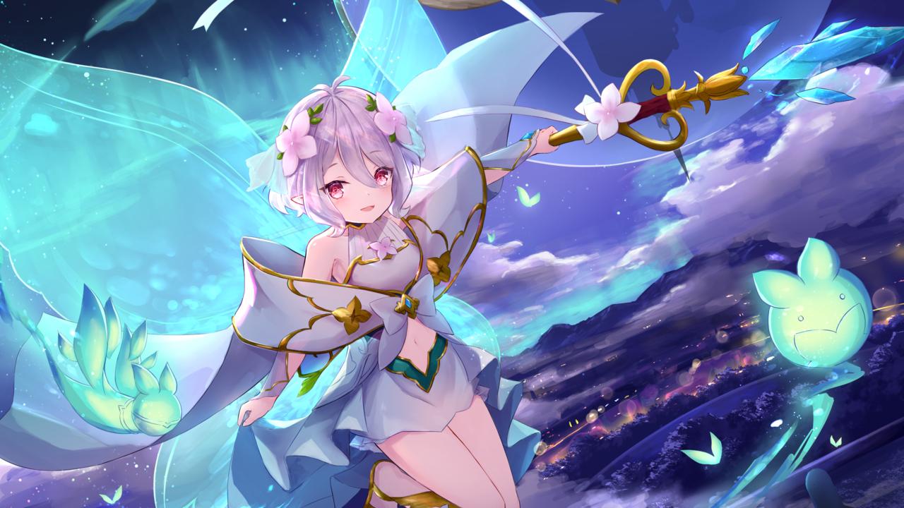 《プリンセスコネクト!Re:Dive》コッコロ(プリンセス) Illust of 小朱泡麵 コッコロ PrincessConnect!Re:Dive