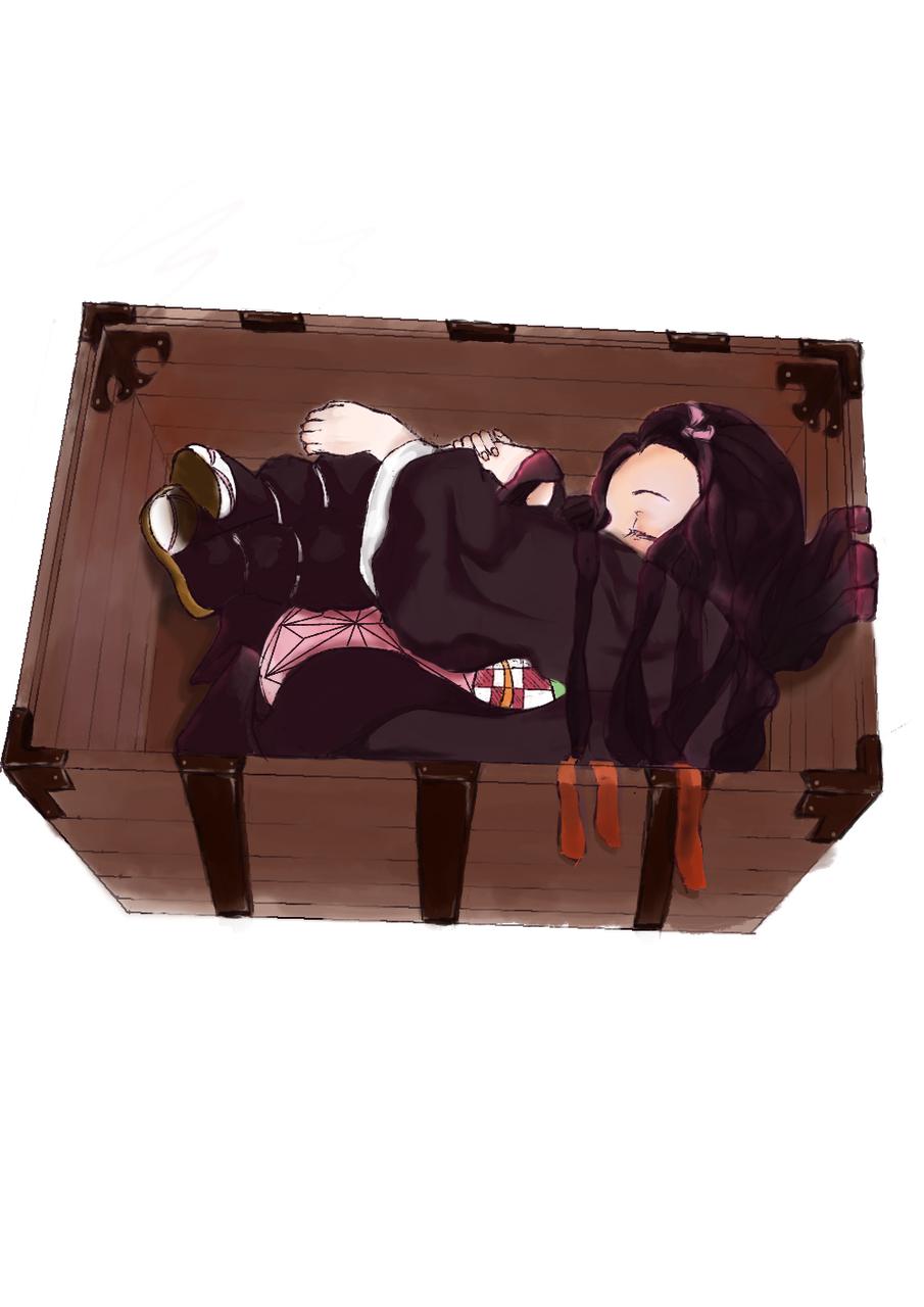 祢豆子 Illust of 沐沐 medibangpaint