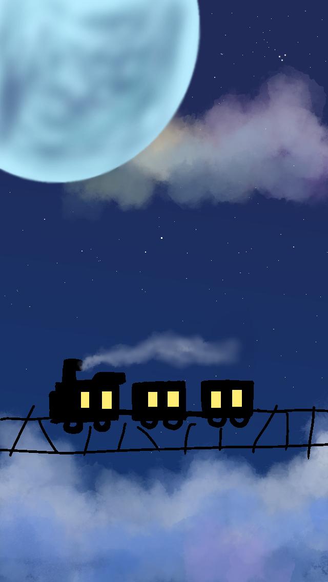 銀河鉄道の夜 きぃ イラスト アートストリートart Street By